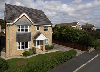 Thumbnail 6 bed detached house for sale in Tulyar Court, Bingley