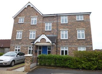 Thumbnail 2 bed flat to rent in Rowan Court, Spennymoor