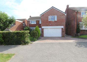 Thumbnail 4 bed detached house for sale in Chartwell Avenue, Wingerworth, Chesterfield