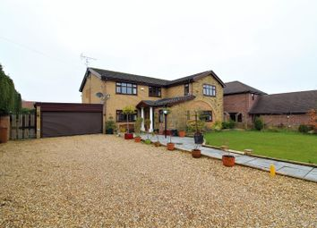 Thumbnail 4 bed detached house for sale in Upper Bryn Coch, Mold