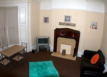 Thumbnail 6 bed shared accommodation to rent in Azalea Terrace North, Sunderland