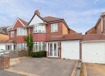 Sandgate Road, Hall Green, Birmingham B28. Semi-detached house