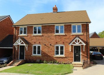 Thumbnail 2 bed semi-detached house for sale in Medstead, Alton