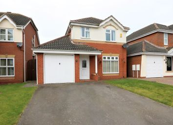 Thumbnail 3 bed detached house for sale in Shackland Drive, Measham