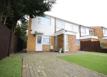Thumbnail 2 bed end terrace house for sale in Fair Close, Bushey, Herts