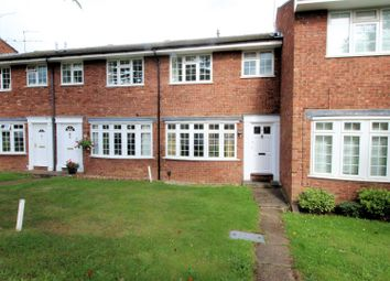 Thumbnail 3 bed terraced house to rent in Mount Hermon Road, Hook Heath, Woking