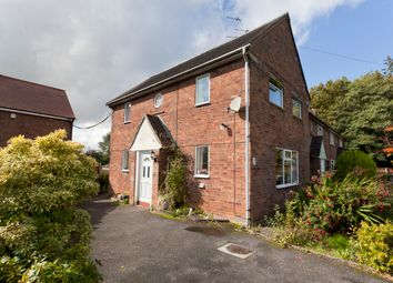 Thumbnail 3 bed end terrace house for sale in Moss Lane, Hilderstone, Stone