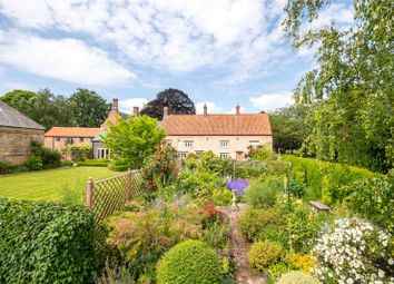 Thumbnail 4 bed detached house for sale in Church Lane, Horbling, Sleaford, Lincolnshire