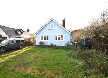 Thumbnail 2 bed detached house for sale in The Street, Takeley, Bishop's Stortford