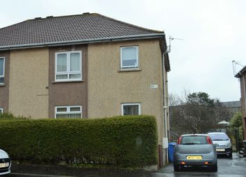 Thumbnail 1 bedroom flat for sale in Hunter Avenue, Ardrossan