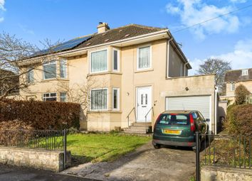Thumbnail 3 bed semi-detached house for sale in Elm Grove, Swainswick, Bath