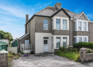 Thumbnail 3 bed semi-detached house for sale in Carminow Way, Newquay