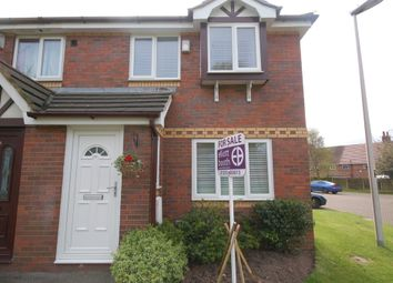Thumbnail 2 bed semi-detached house for sale in Oakleaf Way, Blackpool