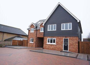 Thumbnail 2 bedroom maisonette to rent in 3 Morris Mews, Burnt Mills, Basildon