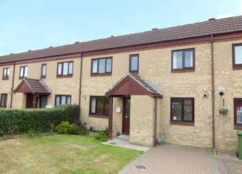 Thumbnail 2 bed terraced house for sale in Danish Court, Werrington, Peterborough