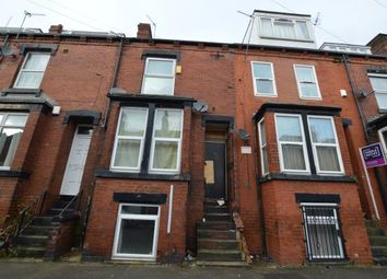Thumbnail 5 bed terraced house for sale in Glossop Street, Leeds