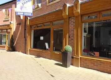 Thumbnail Retail premises to let in 7 Churchgate Mews, Loughborough, Leicestershire