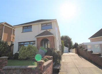 Thumbnail 3 bed detached house for sale in Chestnut Road, Neath, Neath Port Talbot.