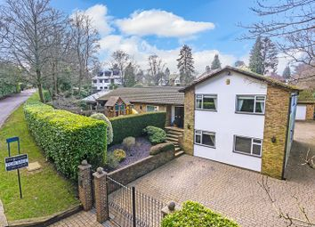 Thumbnail 5 bed detached house for sale in Long Hill, Woldingham, Caterham