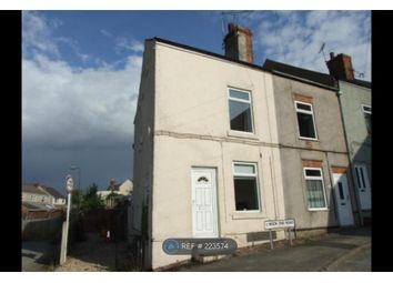 Thumbnail 3 bed end terrace house to rent in Nook End Road, Derbyshire