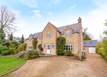Thumbnail 5 bed detached house for sale in Great Coxwell, Faringdon