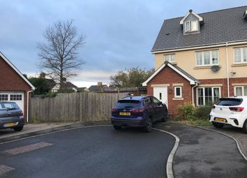 Thumbnail 4 bedroom end terrace house for sale in Sentinel Court, Llandaff, Cardiff