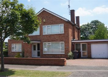 Thumbnail 4 bedroom detached house to rent in Hartshill, Bedford