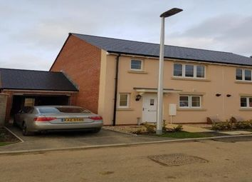 Thumbnail 3 bed terraced house to rent in Kendall Grove, Bovey Tracey, Newton Abbot