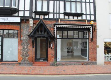 Thumbnail Retail premises to let in 100 High Street (South Shop), Rottingdean, East Sussex