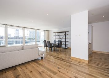 Thumbnail 3 bedroom flat to rent in Eagle Wharf, Grosvenor Road, London