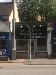 Thumbnail Restaurant/cafe for sale in Lichfield Road, Stafford