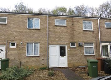 Thumbnail 3 bed terraced house for sale in Muskham, Bretton, Peterborough