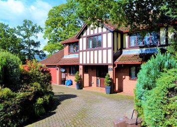 Thumbnail 4 bed detached house to rent in Tudor Woods, Llanyravon, Cwmbran