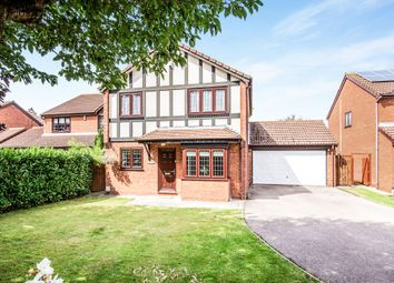 4 bed detached house for sale in The Pastures, Narborough, Leicester LE19