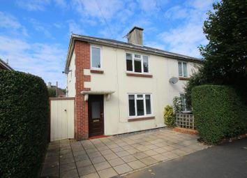 Thumbnail 3 bed semi-detached house to rent in Nelson Road, Newport