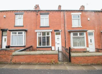 Thumbnail 2 bed terraced house for sale in Deane Church Lane, Bolton