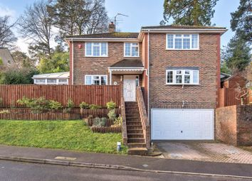 Thumbnail 4 bed detached house for sale in Clovelly Park, Hindhead