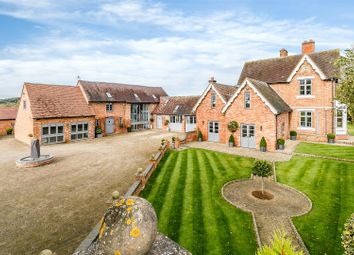 Thumbnail 6 bed detached house for sale in Fosse Way, Eathorpe, Leamington Spa, Warwickshire