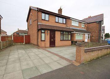 Thumbnail 3 bed semi-detached house for sale in Sandy Lane, Warrington