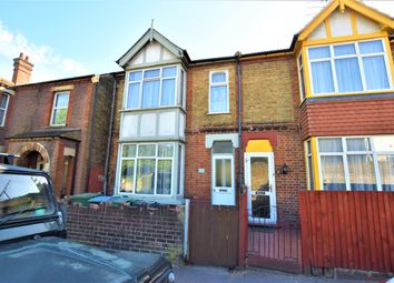 Thumbnail 4 bed semi-detached house to rent in Wiggenhall Road, Watford