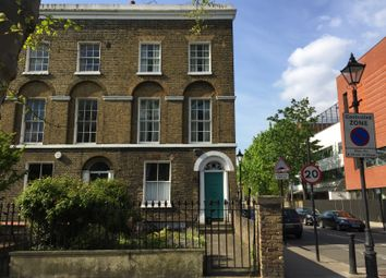 Thumbnail 5 bed end terrace house for sale in Bow Road, London