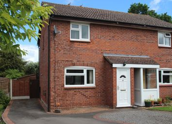 Thumbnail 3 bed semi-detached house for sale in Sawston Close, Shrewsbury