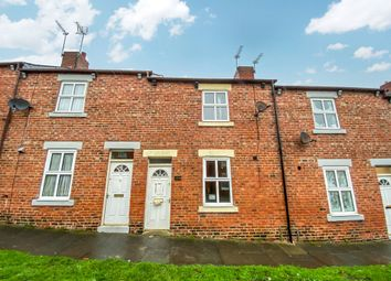Thumbnail 2 bed terraced house for sale in Barwick Street, Easington Colliery, Peterlee