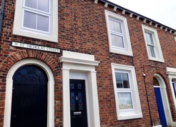 Thumbnail 4 bed end terrace house for sale in St. Nicholas Street, Carlisle, Cumbria