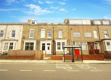 Thumbnail 1 bed flat to rent in Whitley Road, Whitley Bay, Tyne And Wear