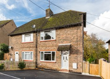 Thumbnail 3 bed semi-detached house for sale in Bentswood Road, Haywards Heath