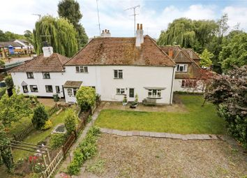 Thumbnail 4 bed property for sale in Fishery Cottages, Coppermill Lane, Harefield, Middlesex