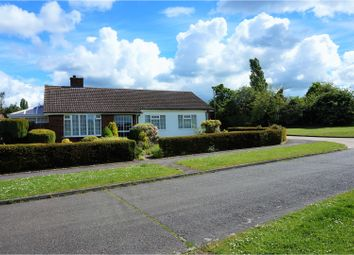Thumbnail 3 bed detached bungalow for sale in Waysbrook, Letchworth Garden City