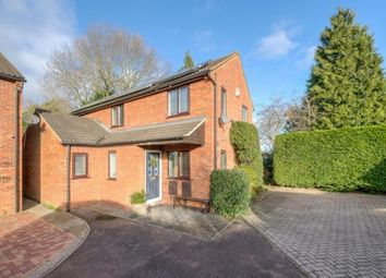 Thumbnail 4 bedroom detached house for sale in Newport Road, New Bradwell, Milton Keynes