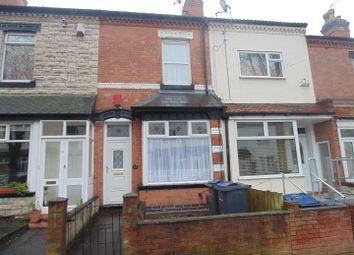 Thumbnail 3 bed terraced house for sale in Oliver Road, Erdington, Birmingham